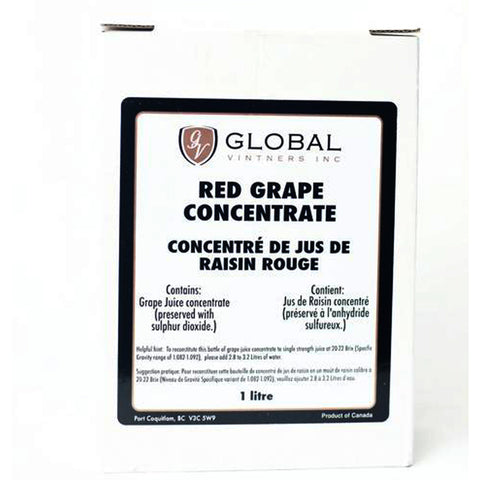 Grape Concentrate (1L red) - Noble Grape
