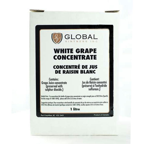 Grape Concentrate (1L white) - Noble Grape