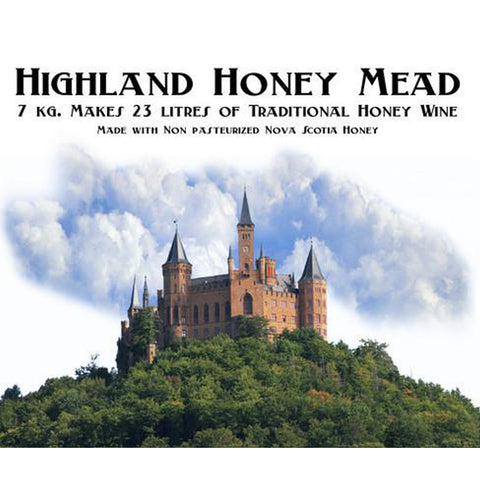 Highland Honey Mead (add pack only) - Noble Grape