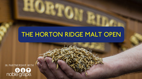 Registration Fee - Horton Ridge Malt House Open Brewing Competition
