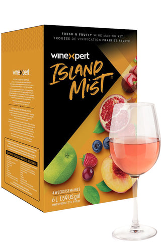 Island Mist Raspberry Dragon Fruit Kit