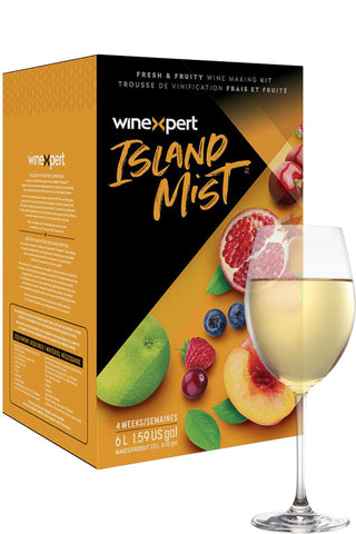 Island Mist White Cranberry Kit