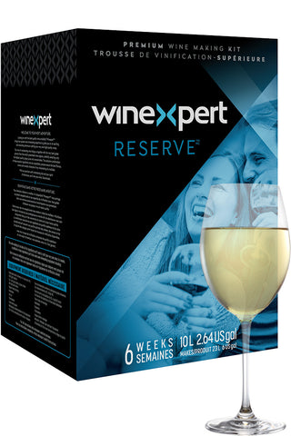 Winexpert Reserve - Californian Dry Riesling Wine Kit
