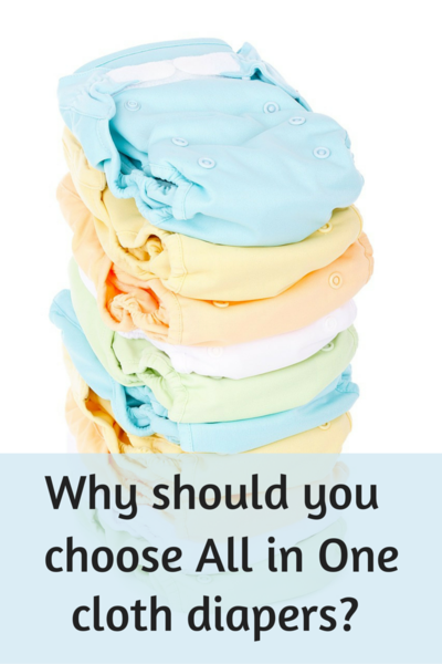Why Should You Choose All in One Cloth Diapers?