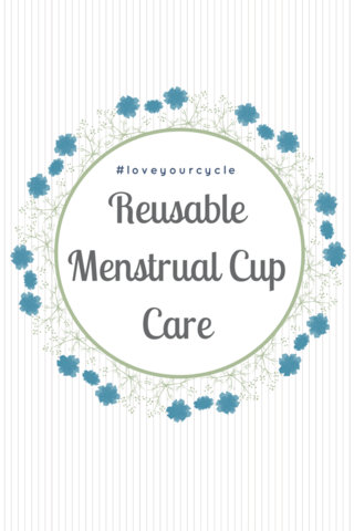 No, reusable menstrual cups are not as hard to care for as you think!