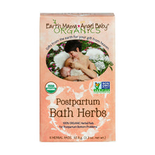 Earth Mama Angel Baby - Postpartum Bath Herbs, Earth Mama Angel Baby, Green Baby Planet