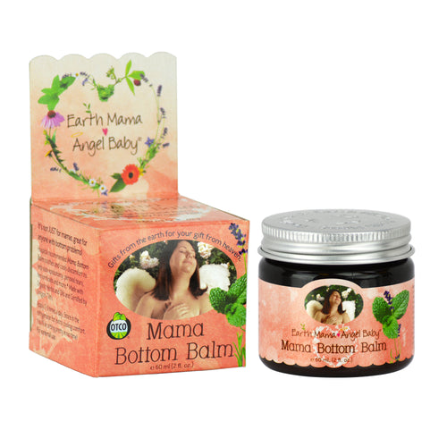 Earth Mama Angel Baby - Mama Bottom Balm, Earth Mama Angel Baby, Green Baby Planet