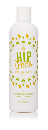 Hip Peas Bubble Bath, Hip Peas, Green Baby Planet