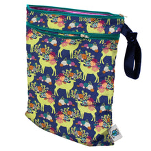 Planet Wise Wet/Dry Bags, Planet Wise, Green Baby Planet