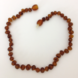 Healing Hazel - Baltic Amber Teething Necklaces, Healing Hazel, Green Baby Planet