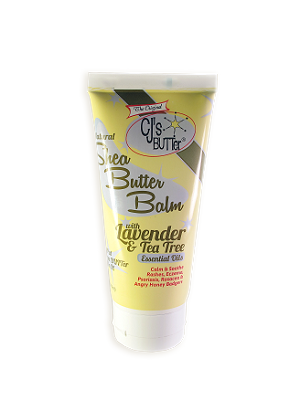CJs BUTTer - Shea Butter Balm 6 oz tube, CJs BUTTer, Green Baby Planet