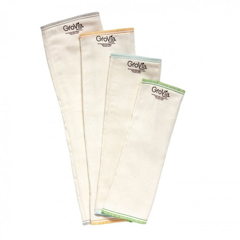 GroVia Prefold Diapers, GroVia, Green Baby Planet