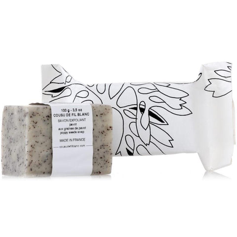 Exfoliating Poppy Seed Soap