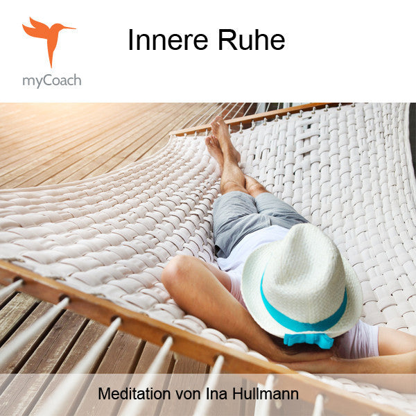 myCoach 9 - Innere Ruhe - MP3-Download - Ina Hullmann