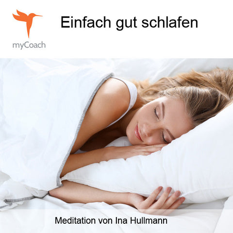 myCoach 14 - Einfach gut schlafen - MP3-Download