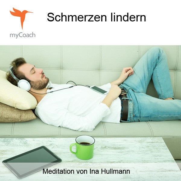myCoach 16 - Schmerzen lindern - MP3-Download - Ina Hullmann