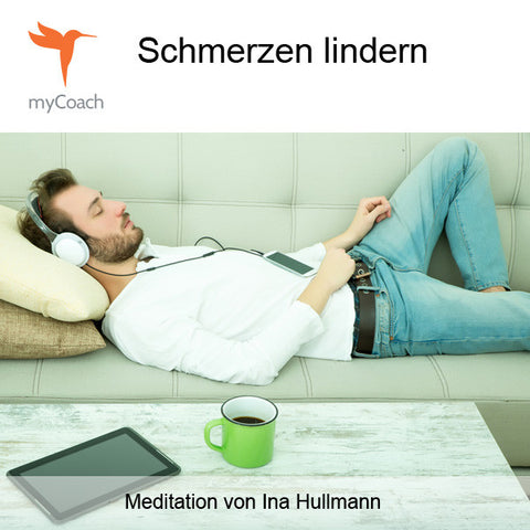 myCoach 16 - Schmerzen lindern - MP3-Download