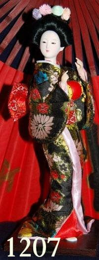 Hand Made Japanese  & Chinese Dolls