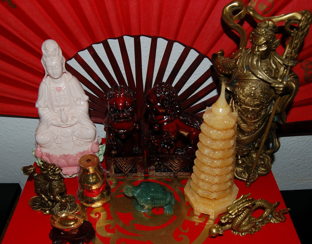Feng Shui kit cures for the Year of Monkey 2016