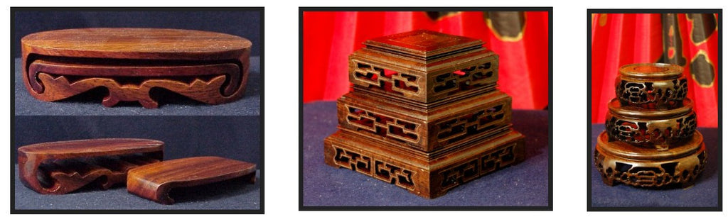 Special Promotion: FREE wood stands/ Gift Boxes/ Feng Shui Consultations