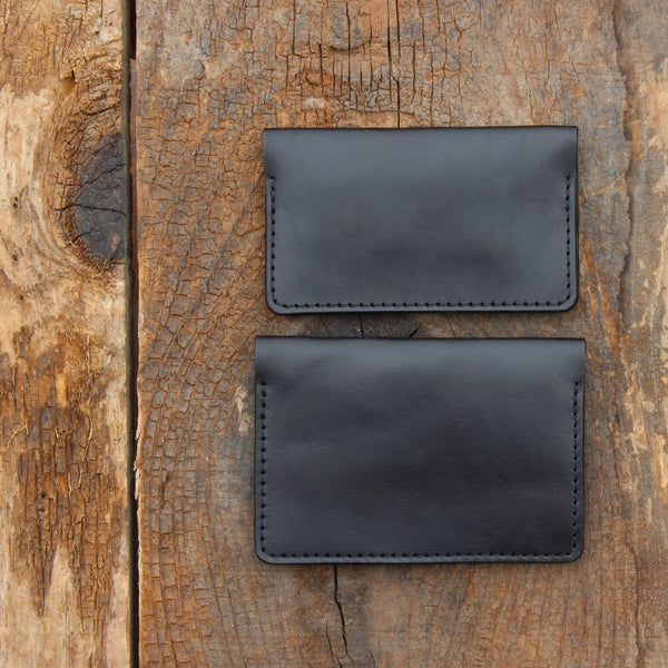 Business card holder & bifold wallet