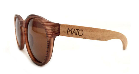 Eco Friendly Wooden Sunglasses
