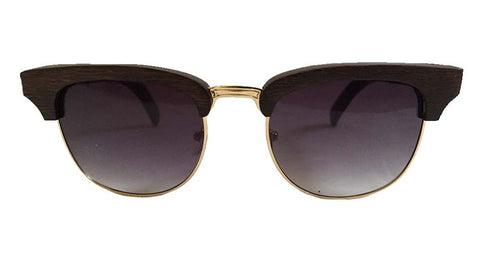 Fashion Clubmasters Wooden Sunglasses