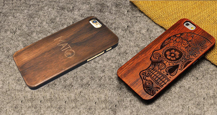 Reasons why people choose wooden iPhone cases over normal cases