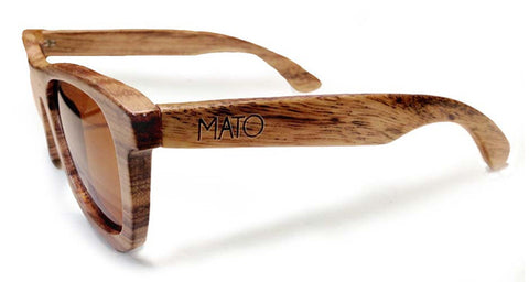 Wood Wayfarer Sunglasses