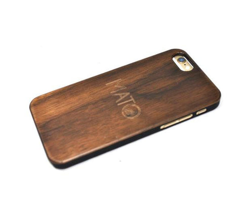 Natural Wood iPhone 6 Wooden Phone Case