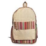 Yatri Hemp Made Light Weight Backpack for Multipurpose