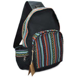 Zunkiri One Shoulder Crossbody Sling Backpack