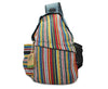 Mato Boho One Shoulder Cross Body Baja Sling Backpack