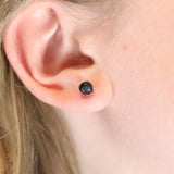 Lava Bead Essential Oil Studs