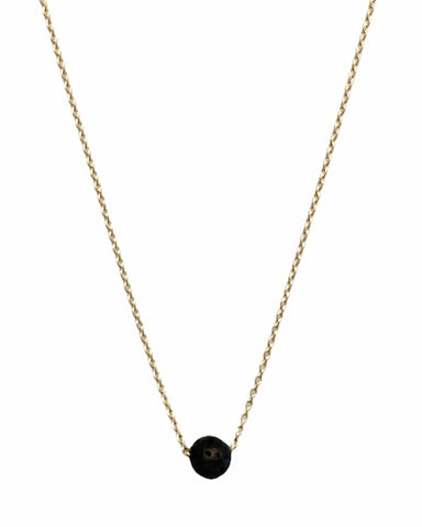 Essential Oil Necklace - Gold