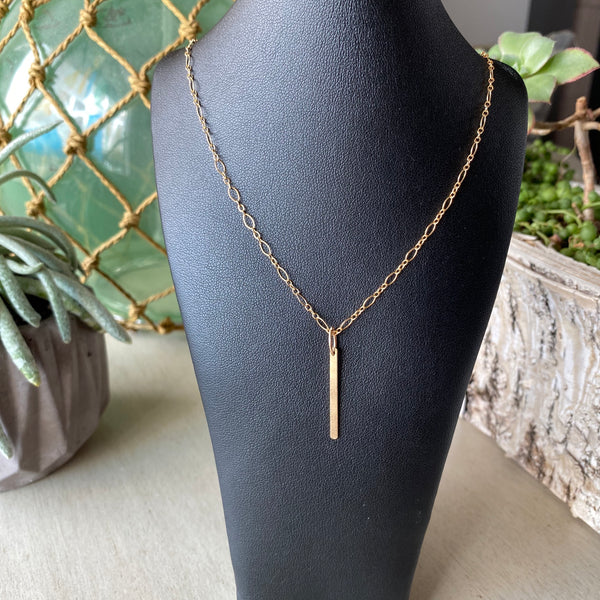 Gold Trio Necklace