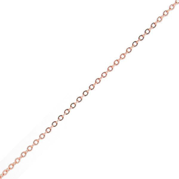 Simple Rose Gold Chain