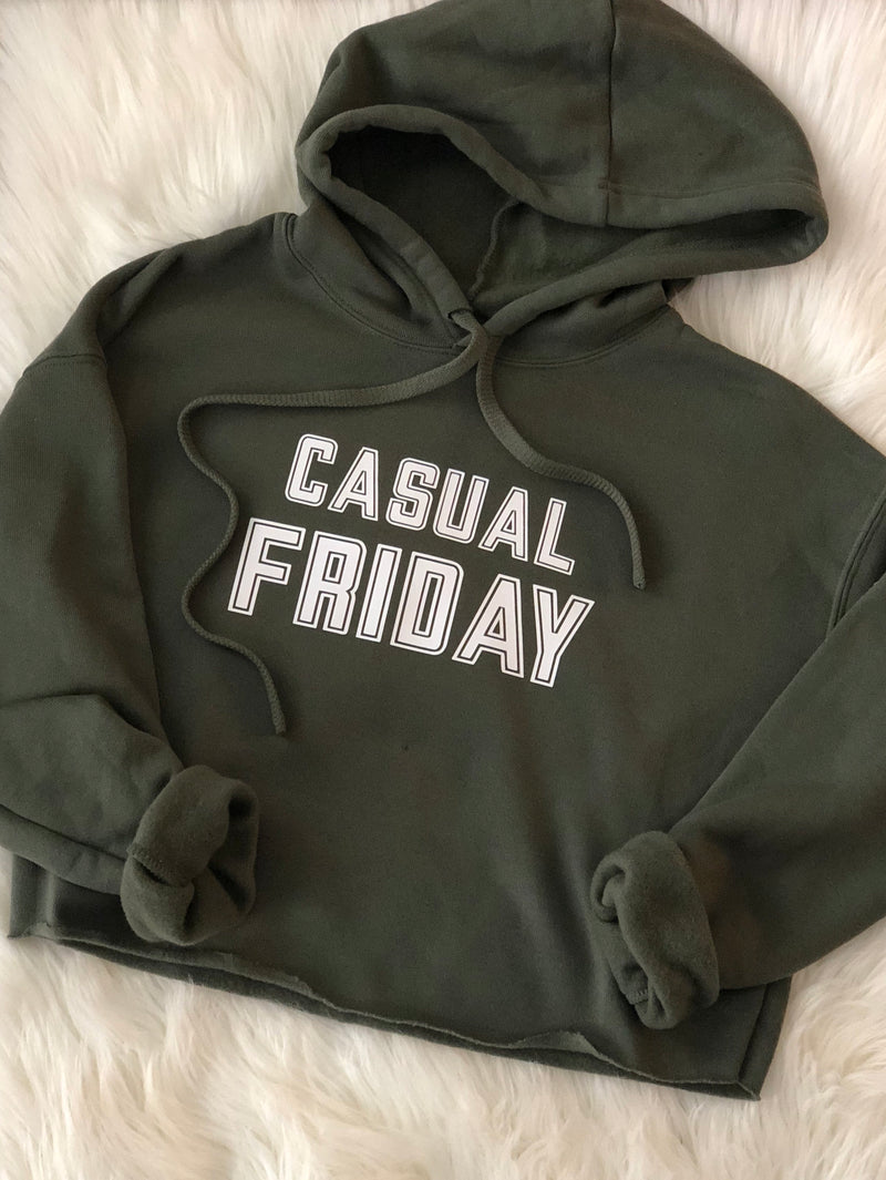Casual Friday hoodie