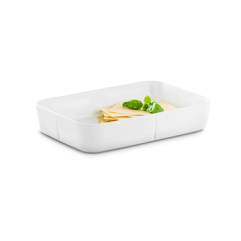 Grand Cru Stoneware Rectangular Dish