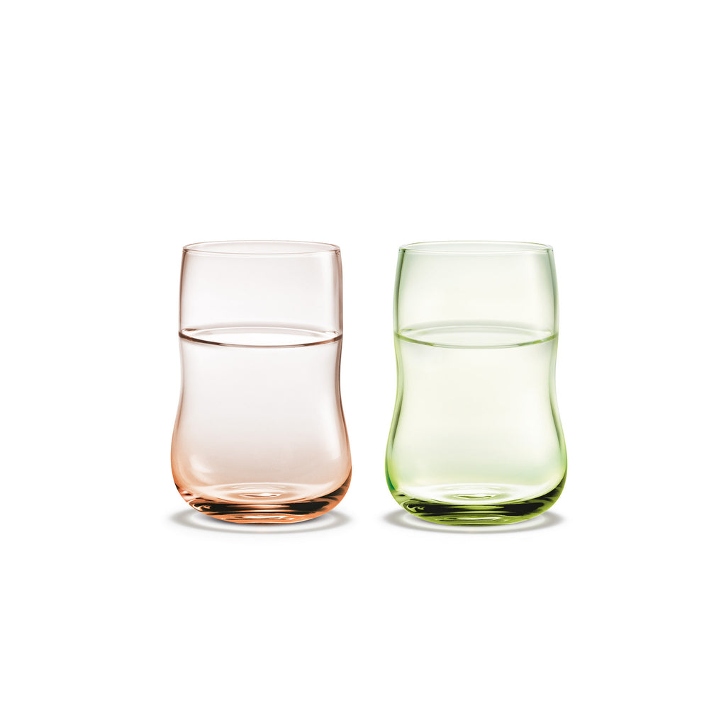Future Glass, Rose/Spring Green, 2-pack
