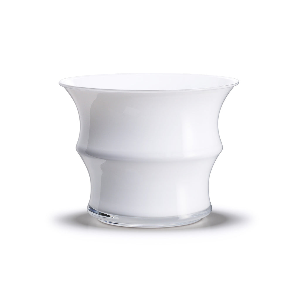 Karen Blixen Flower Pot Cover, White, 6.3""