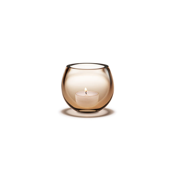 Cocoon Tealight Holder, Rose