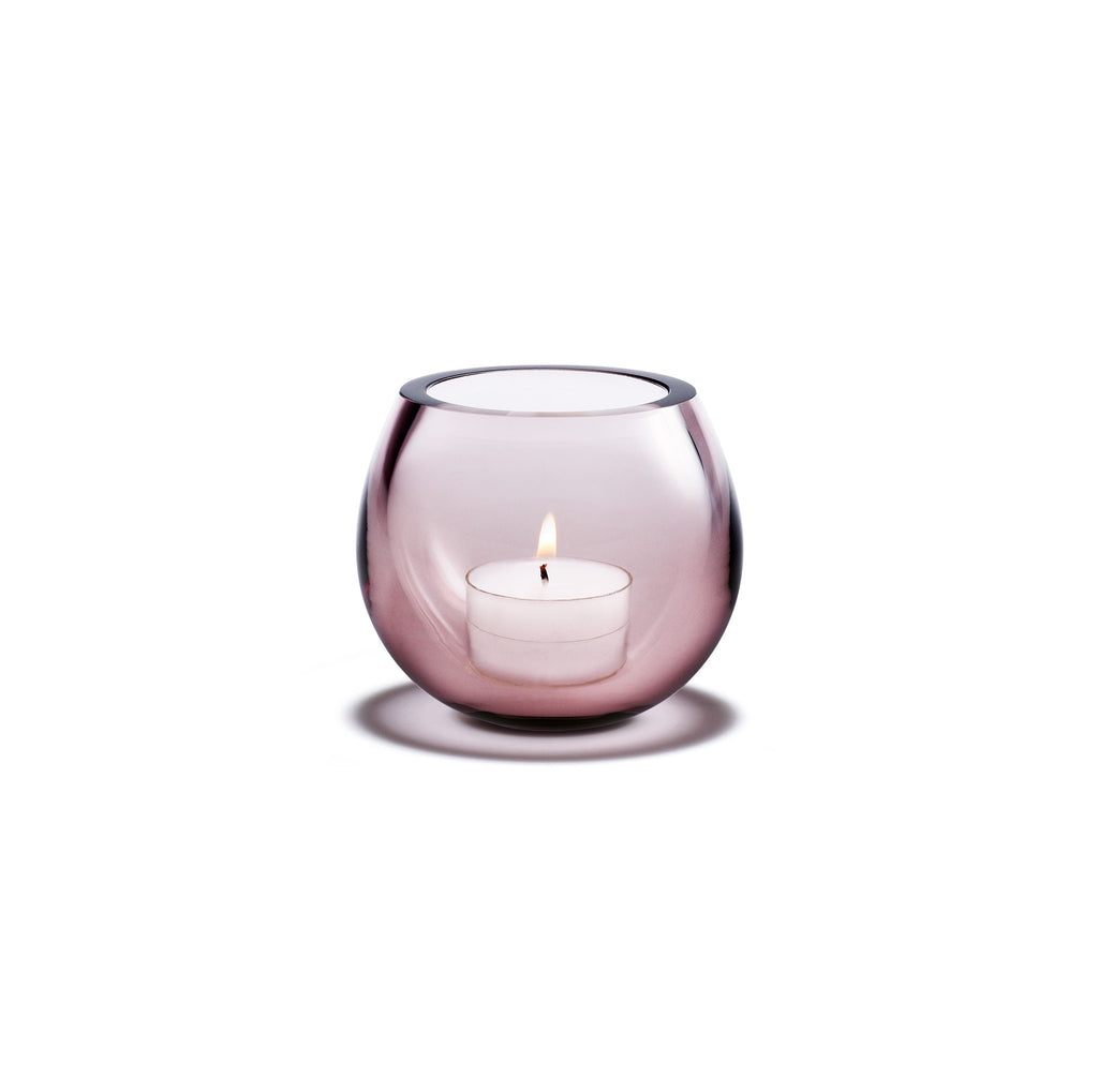 Cocoon Tealight Holder, Hyacinth