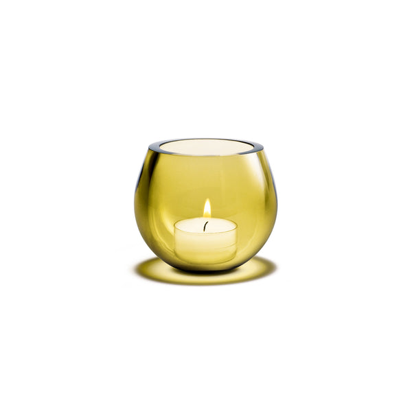 Cocoon Tealight Holder, Bloom
