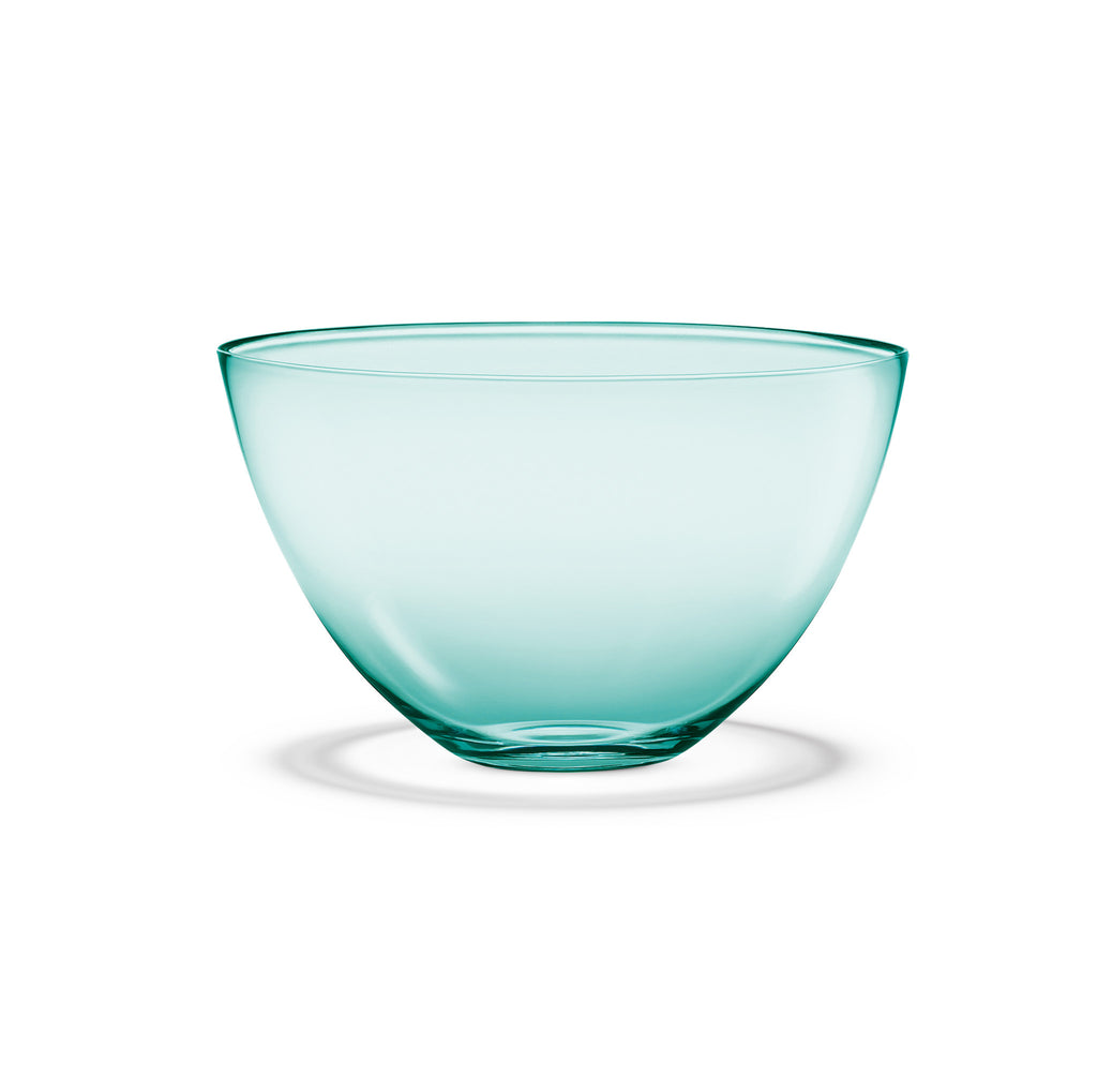 Cocoon Bowl, Aquamarine, 8""