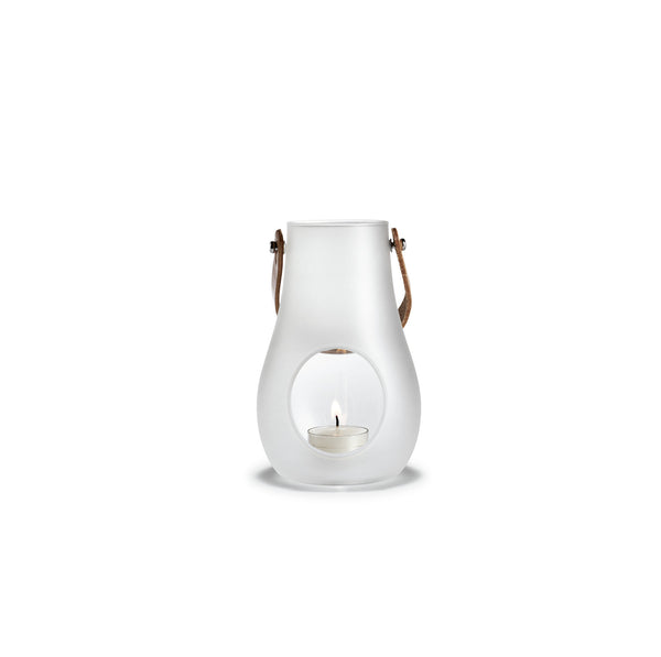 Design with Light Frosted Lantern, 6.3""