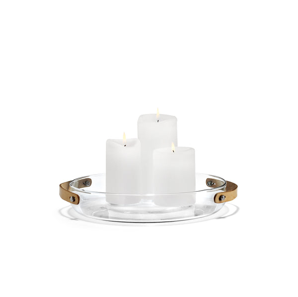 Design with Light Candle Dish