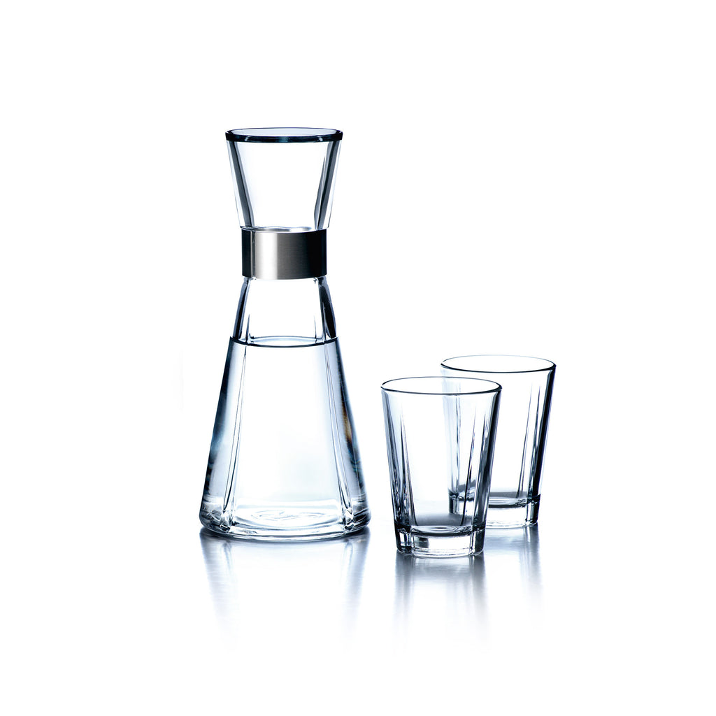 Grand Cru - Water Carafe and two Tumblers