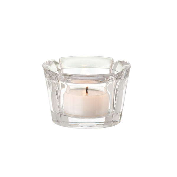 Grand Cru - Clear Tea light Holder