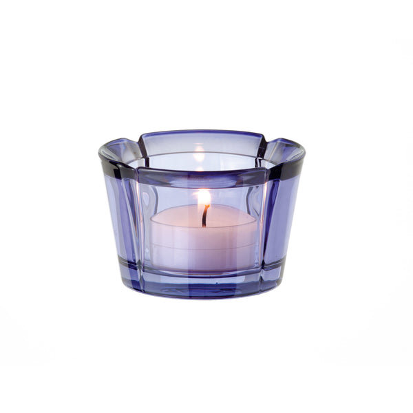 Grand Cru - Blue Lilac Tea light Holder